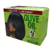 Organic Root Stimulator Olive Oil No Lye Kit (Extra Strength)