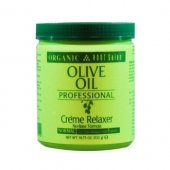 Organic Root Stimulator Olive Oil Relaxer (Normal) 18.75 Oz