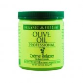 Organic Root Stimulator Sp Olive Oil Relaxer (Extra) 18.75 Oz