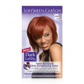 Dark & Lovely Permanent Haircolor - Vivacious Red