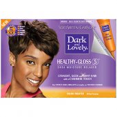 Dark and Lovely Relaxer - Color Treated