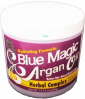 Blue Magic ARGAN OIL HERBAL COMPLEX - 13.75oz jar