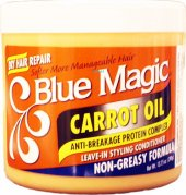 Blue Magic CARROT OIL Conditioner - 13.75oz jar