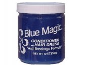 Blue Magic Conditioner & Hair Dress - 12oz blue jar