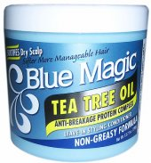 Blue Magic TEA TREE OIL - 13.75oz jar