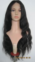 BRAZILIAN VIRGIN HARI SILK BASE WIG